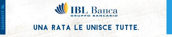 Saldarate IBL. Una rata le unisce tutte.